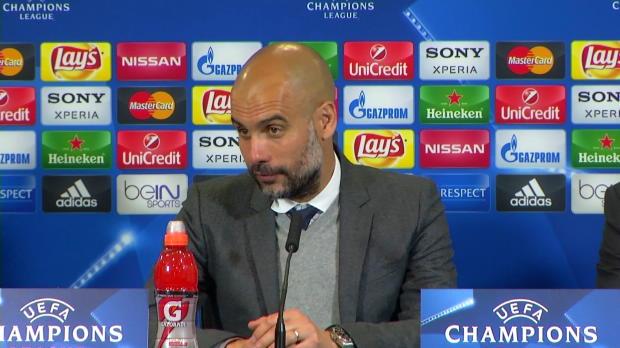 Guardiola hofft: Lehre durch Real-Lektion