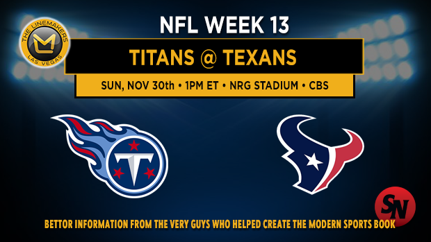 Tennessee Titans @ Houston Texans
