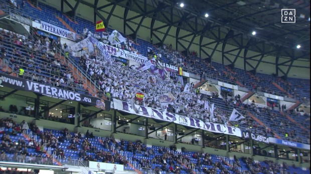Real Madrid - Leonesa