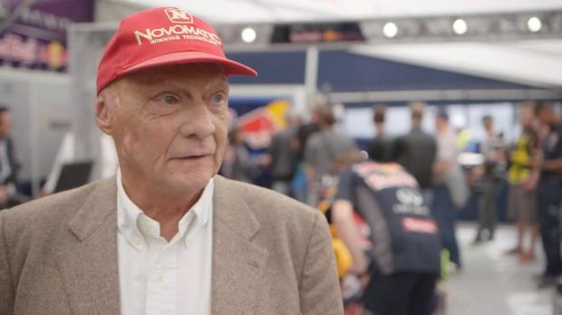 "F1: Lauda: ""Lewis Hamilton fährt sehr stark"