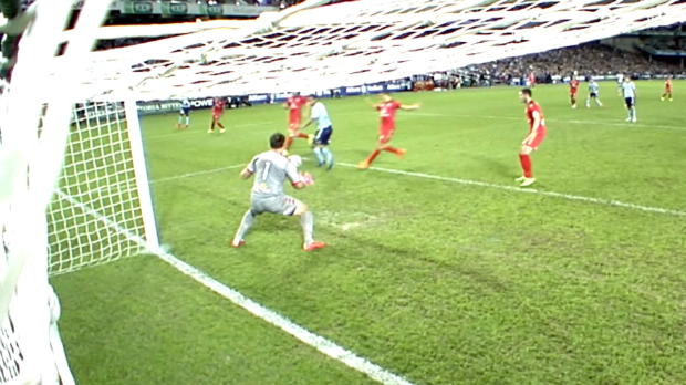 A-League: Per Hacke ins Finale!
