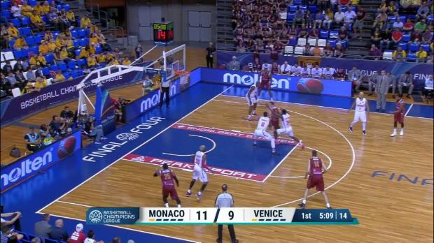 Final Four: Monaco 91 - 77 Venecia
