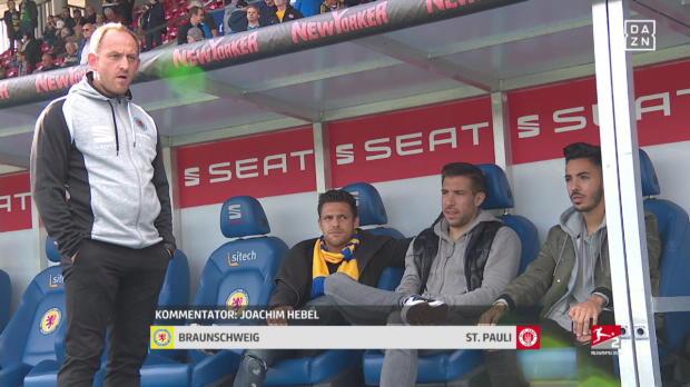 Eintracht Braunschweig - St. Pauli