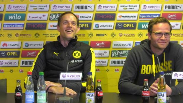 Confed Cup: Tuchel lacht Reus-Teilnahme weg