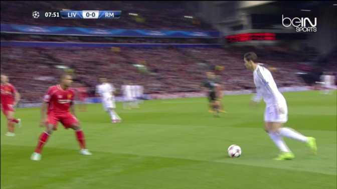 LdC : Liverpool 0-3 Real Madrid