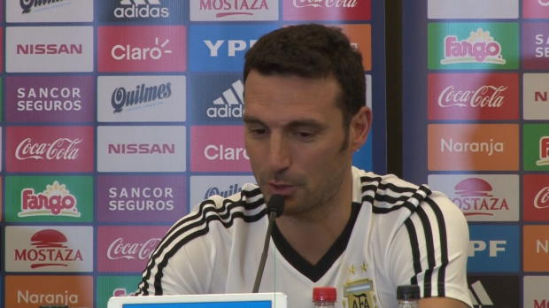 Scaloni: Bei mir wird nur Messi die 10 tragen