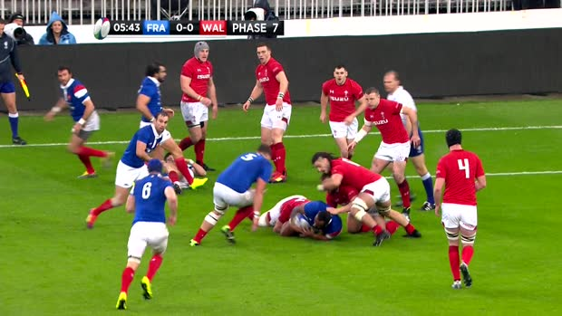 Aviva Premiership : Aviva Premiership - Short Highlights World Wide, France v Wales, 1st February 2019, Guinness Six Nations