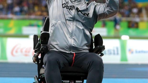 Paralympics: Deutsche sorgen für Gold-Triple