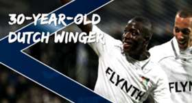 Melbourne Victory's newest signing is winger Leroy George