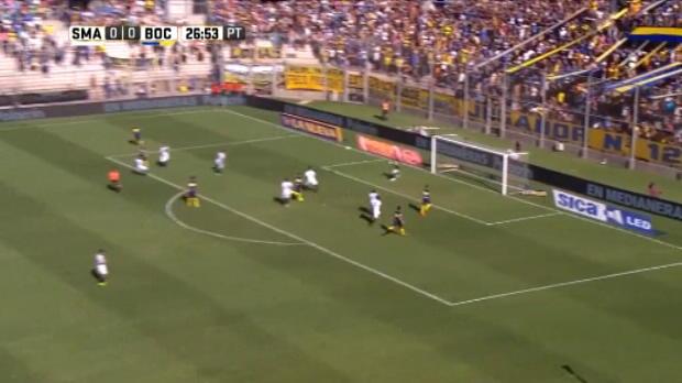 كرة قدم: الدوري الأرجنتيني: بوكا يبتعد في الصدارة بعد الفوز خارج أرضه
