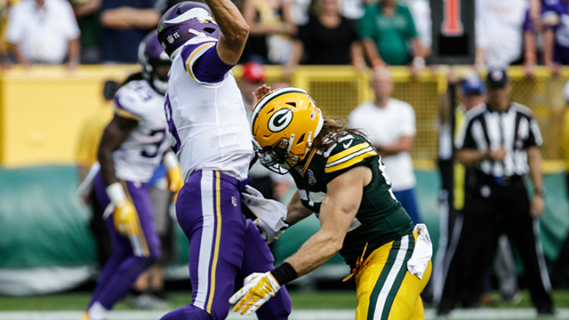 Tom Pelissero explains how NFL refs will use Green Bay Packers linebacker Clay Matthews play as a teaching point