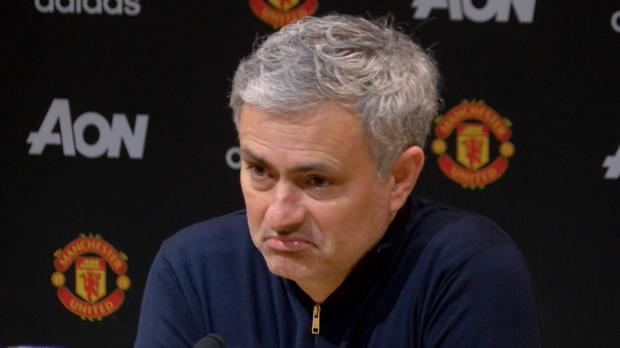 """Mourinho: 1:1 vs. Liverpool? """"Nicht glücklich"""""""