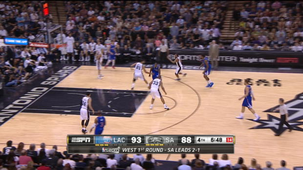 Top 10 Crossovers of the 2015 NBA Playoffs
