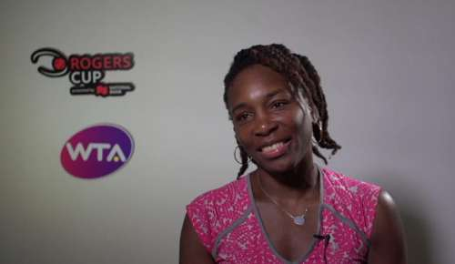 V.Williams Interview: WTA Montreal 2R