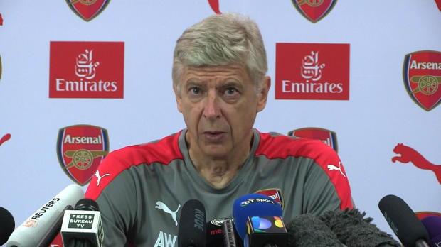 """Wenger: """"Vielleicht ist PSG der Favorit ..."""""""