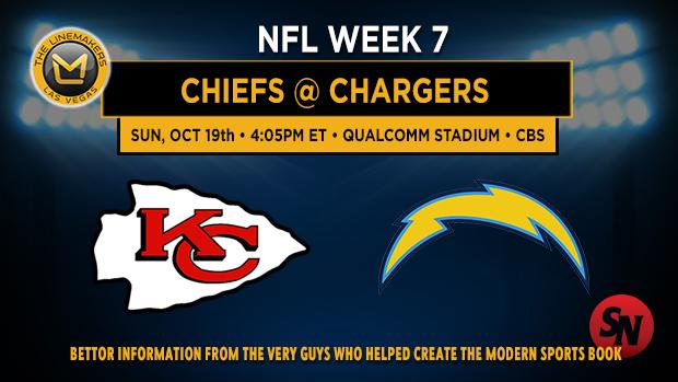 Kansas City Chiefs @ San Diego Chargers