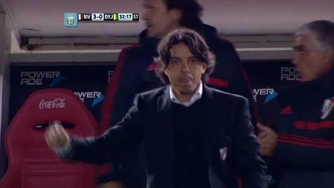 Argentine - River Plate prend la tête