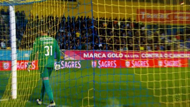 Drama bei Porto-Sieg: Pyro, Elfmeter, Rot