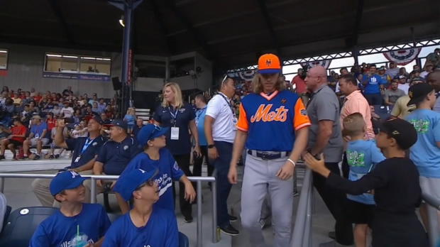 Mets' rotation sits with fans
