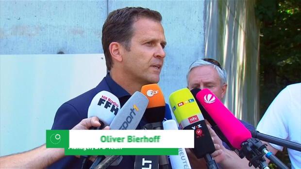 """Bierhoff zu DFB-Umbruch: """"Gibt grobe Gedanken"""""""