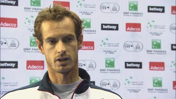 "Davis Cup: Murray: ""... das wäre fantastisch"""