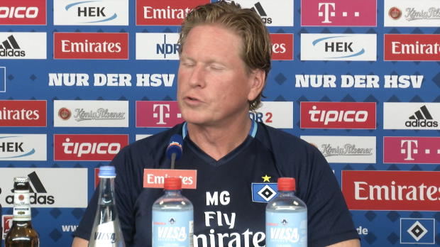 """HSV-Abschied? Gisdol: """"War zu gutgläubig"""""""