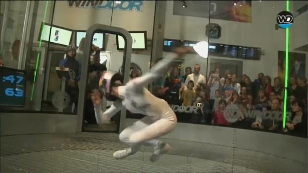 Windgames: Luft-Ballett: Was ist Schwerkraft?