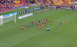 Ange Postecoglou says Brisbane Roar are a real team and play an exciting brand of football.
