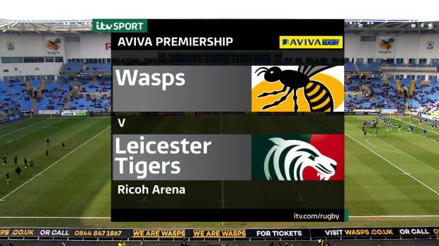 Aviva Premiership - Wasps v Leicester Tigers