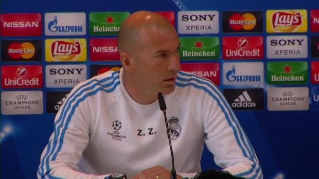 """Zidane über Atletico: """"Komplette Mannschaft"""""""