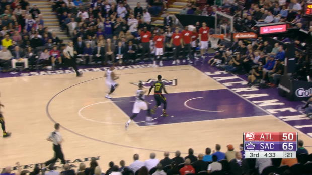 Play of the Day: Ben McLemore