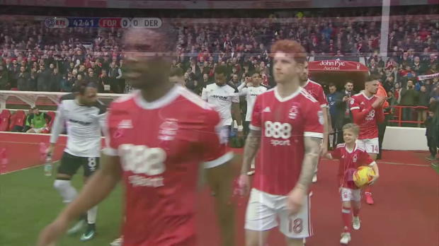 Nottingham Forest - Derby County