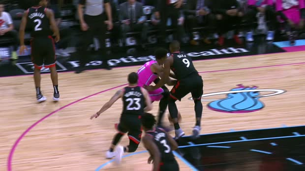 Dunk of the Night: Hassan Whiteside