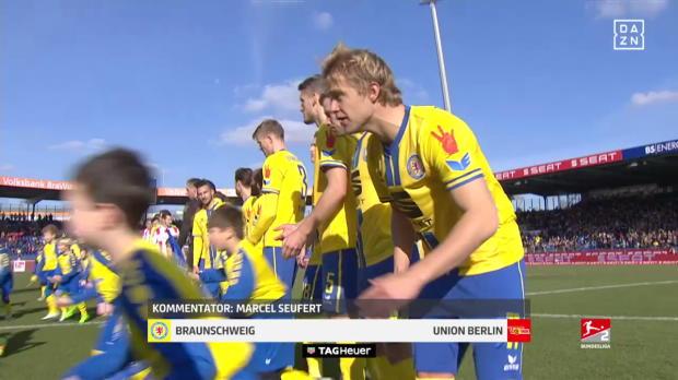 Eintracht Braunschweig - 1. FC Union Berlin