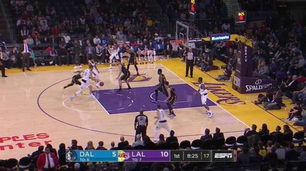 WSC: Julius Randle (18 points) Highlights vs. Dallas Mavericks