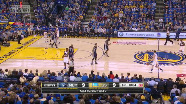 WSC: Stephen Curry goes for 46 points in win over the Grizzlies
