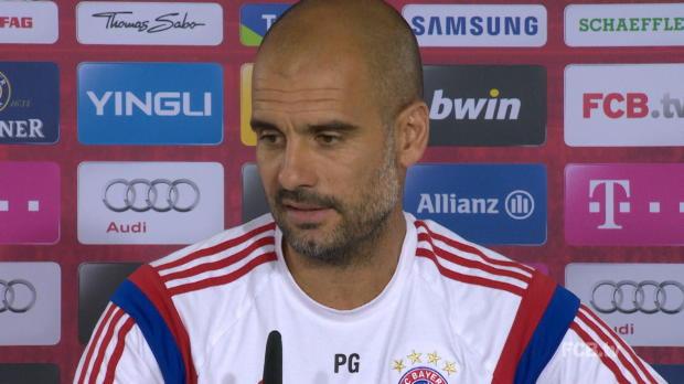 Quatrième, le Bayern Munich reçoit ce mardi le promu Parderborn, surprenant leader après quatre journées. Pep Guardiola n'est pas surpris par ce classement, mais compte bien reprendre le fauteuil de leader à son adversaire du soir.