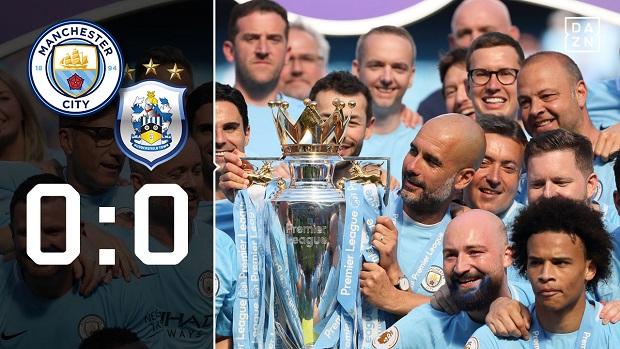 Man City - Huddersfield