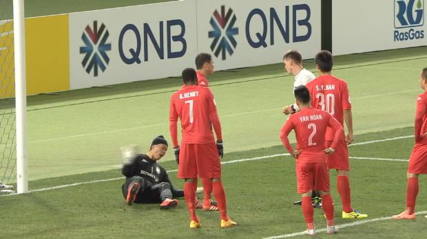 AFC CL: In zwei Minuten from Hero to Zero