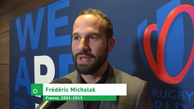 CdM 2023 - Michalak - 'Ça va amener un nouveau souffle'