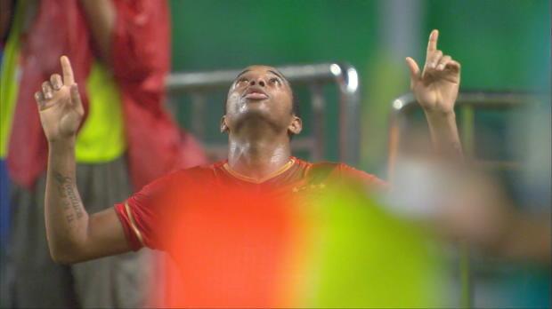 CSL: Robinho mit Tunnel-Festival