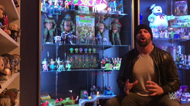 """Get oozed with NECA's new """"Teenage Mutant Ninja Turtles"""" movie replicas: WWE Unboxed with Zack Ryder"""
