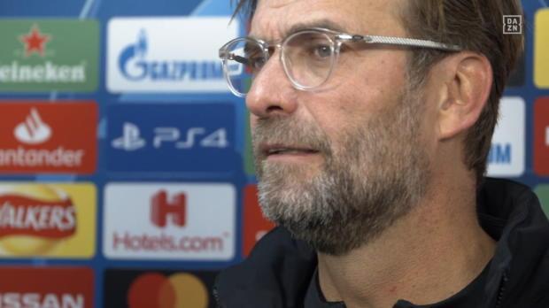 Jürgen Klopp vor dem wichtigen Spiel gegen Neapel