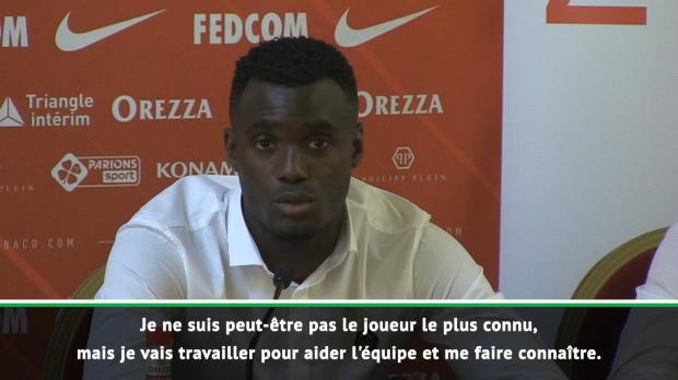 ASM - Pelé - 'Travailler pour me faire connaître'
