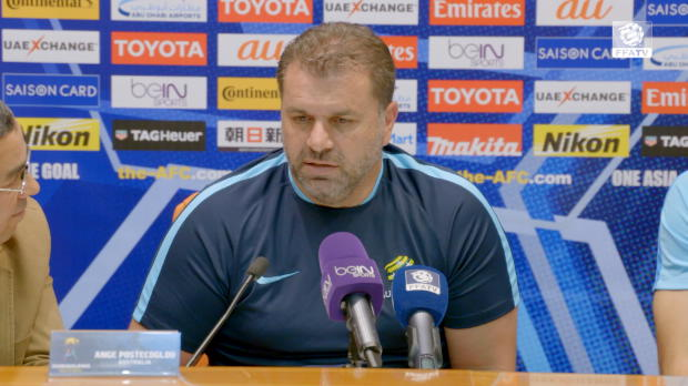 Socceroos pumped for Jeddah atmosphere