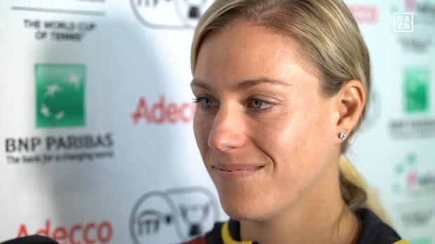 "Kerber: ""Fed Cup ist immer was Besonderes"""