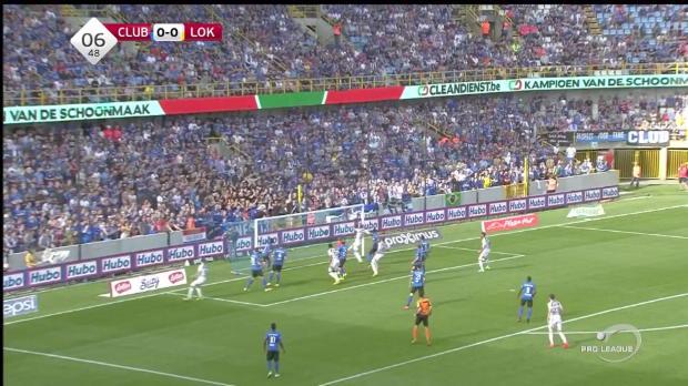 Club Brugge v Lokeren