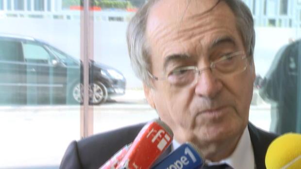 FIFA: Frankreich wegen Platini pro Blatter