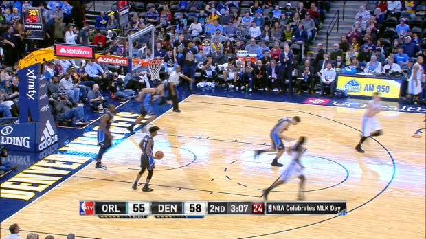 Assist of the Night - Nikola Jokic