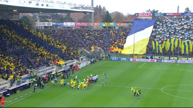 Serie A: Parma - Frosinone   DAZN Highlights